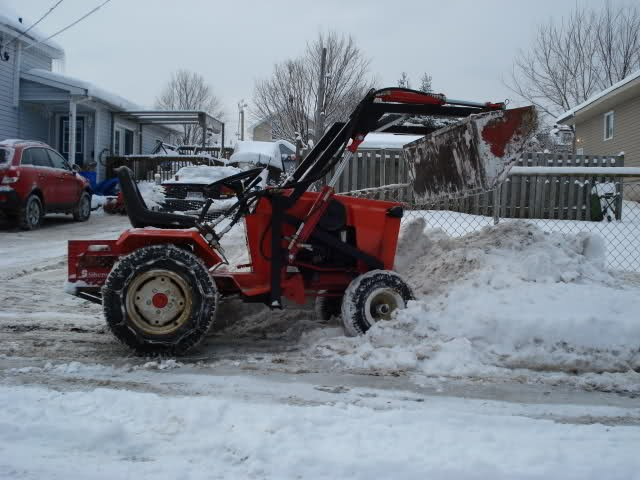 case  ingersoll 224 front end loader