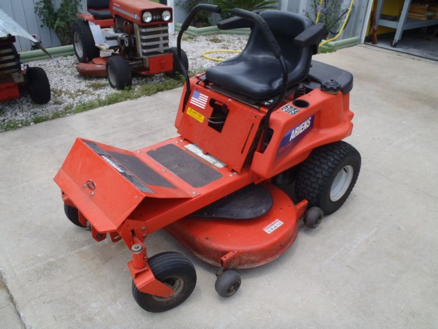 This Is The Ariens That Utilizes Hydro Gear Transaxle