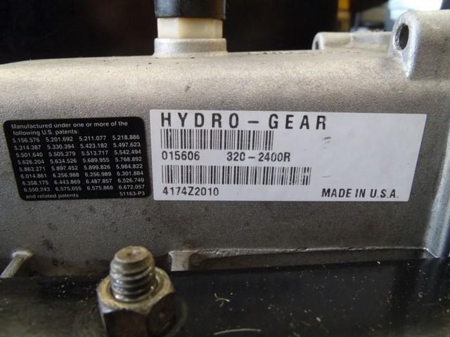 Hydro Gear Transaxle Repair - Lawn Mower Forums : Lawnmower Reviews