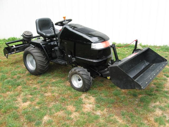 Craftsman Front Tractor Scoop MyTractorForumcom The