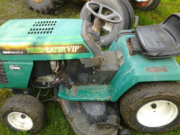 weed eater lawn tractor. click image for larger version name: 00k0k_glqtzuu9kgg_600x450.jpg views: 89 size: 48.3 weed eater lawn tractor 0