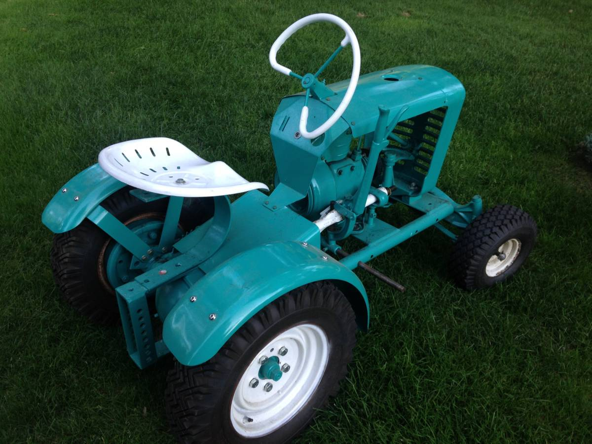 Pennsylvania Panzer tractor - $500 (westfield, ma