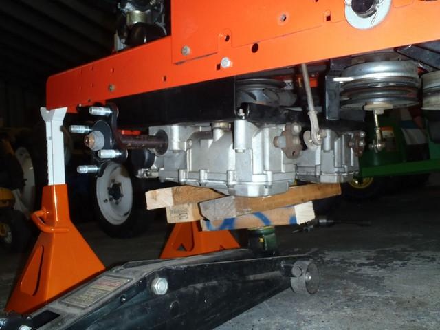 Hydro Gear Transaxle Repair Mytractorforum Com The