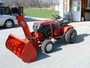 Newbie Needs Advice Ing Wheel Horse 520 H My Tractor Forum