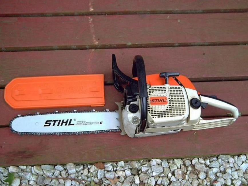 stihl chainsaws farm boss. click image for larger version name: 028wb-1. stihl chainsaws farm boss o