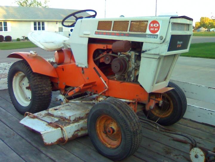 mower deck swap - MyTractorForum com - The Friendliest Tractor Forum