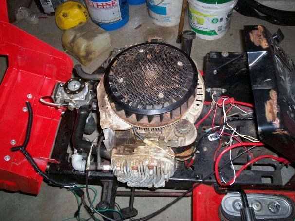 Craftsman Wiring? - MyTractorForum.com - The Friendliest ... on