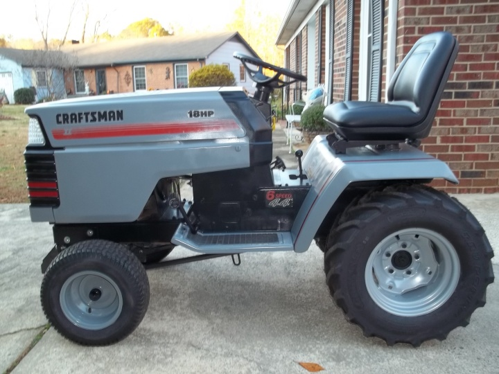 Craftsman Sears Pictures Page 18 MyTractorForumcom The
