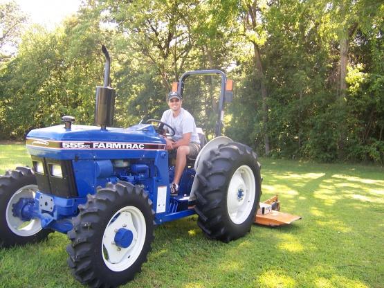 Long Agribusiness LandTrac / Farmtrac Tractors