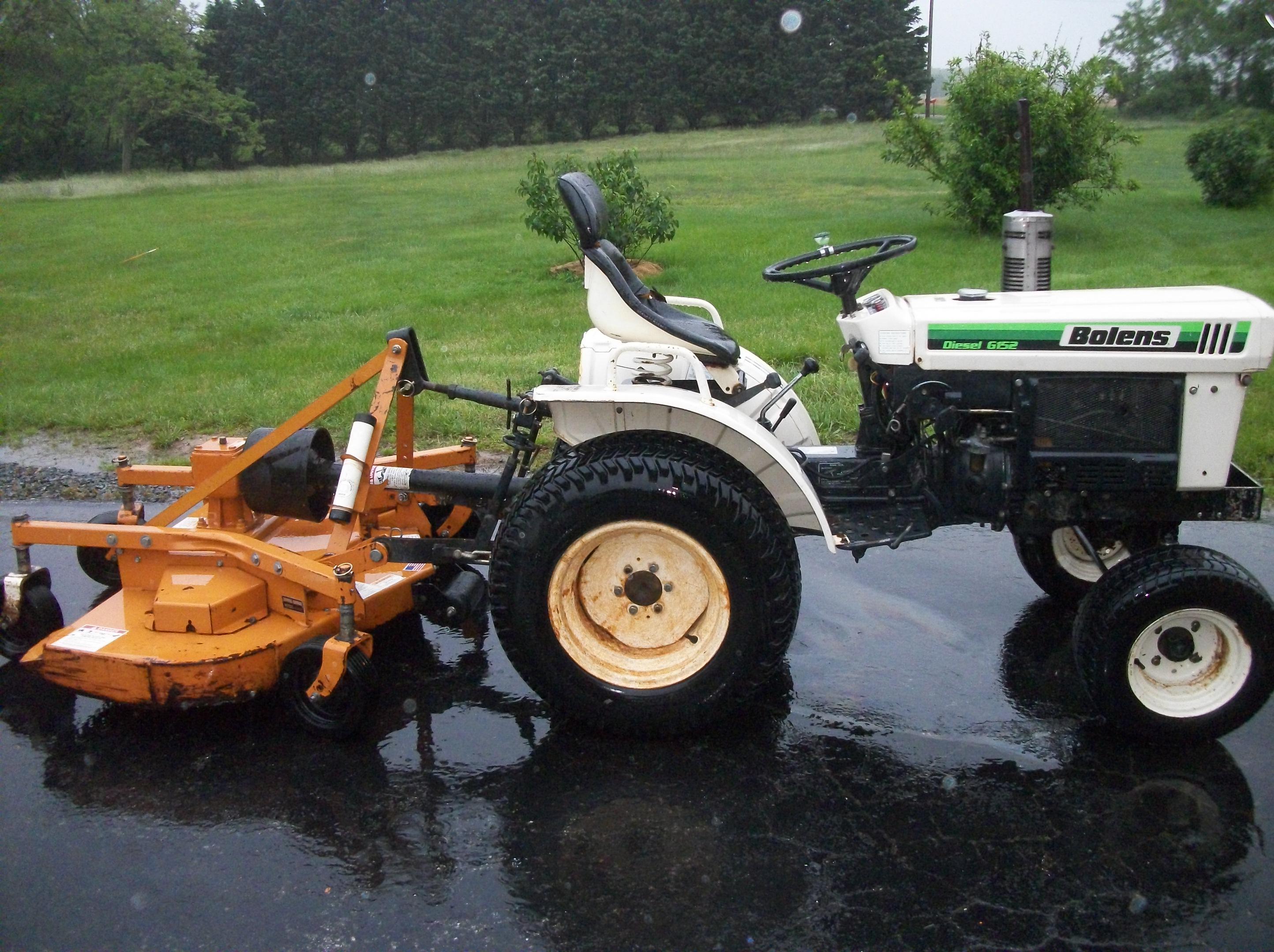 For Sale Bolens G152 diesel Delaware - MyTractorForum com