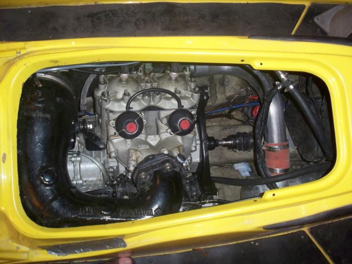 1996 Seadoo 951 XP conversion - MyTractorForum com - The