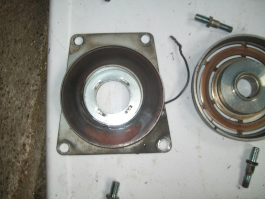 Duratrac/GTX PTO clutch removal - MyTractorForum com - The