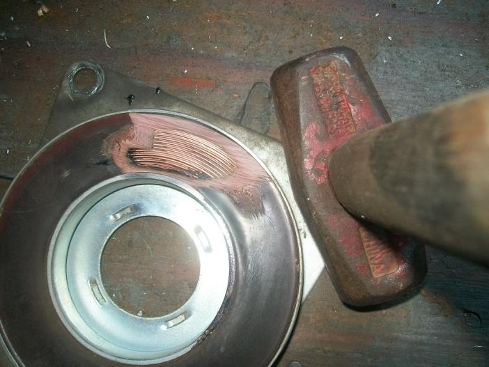 Duratrac/GTX PTO clutch removal - MyTractorForum com - The