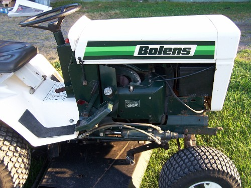 Bolens HT 23 SOLD in PA - MyTractorForum com - The