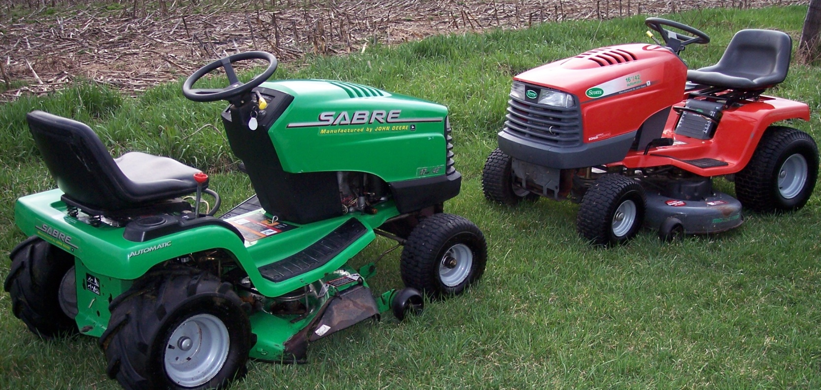John Deere Sabre >> Sabre 1742 Scotts 1642 Hydro S Mytractorforum Com The