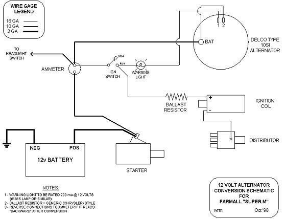 12 Volt Generator Wiring Diagram Vw 12 Automotive Wiring Diagrams – Vw Alternator Wiring Diagram