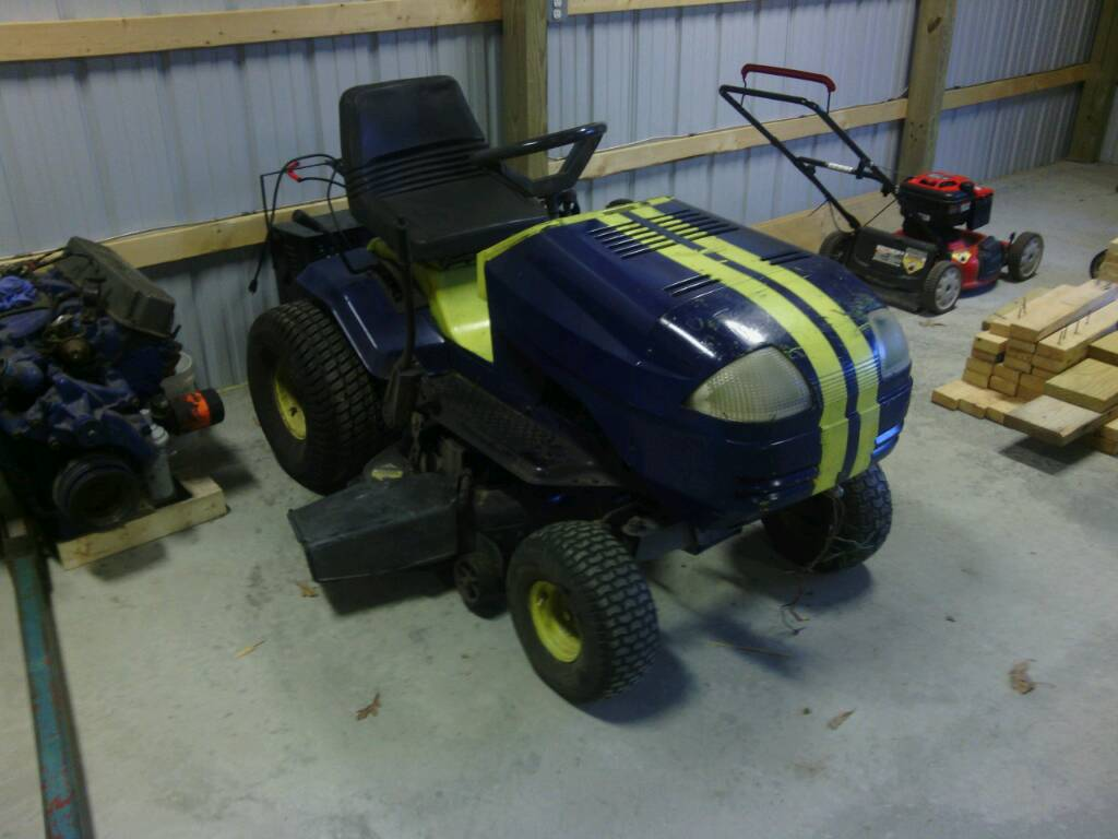 Need help with Murray model number - MyTractorForum com