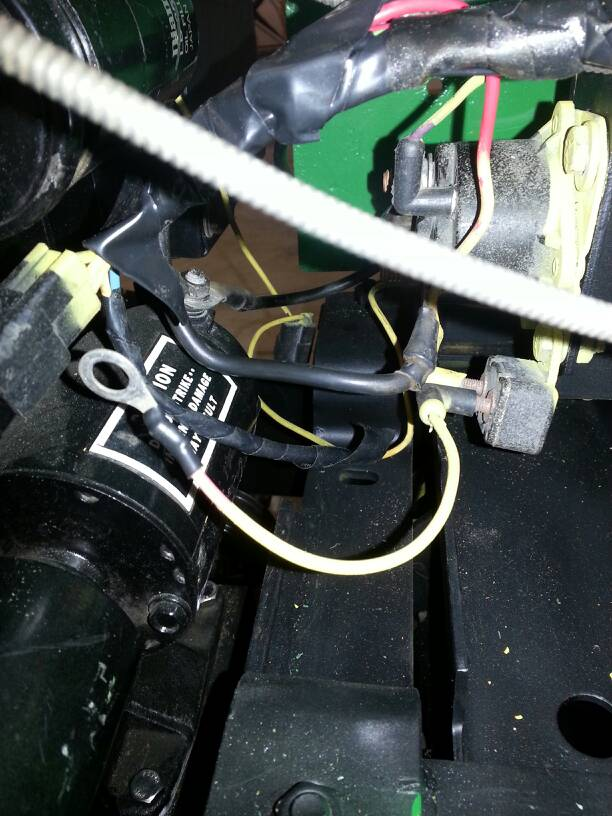 can you identify this wire  mytractorforum com the