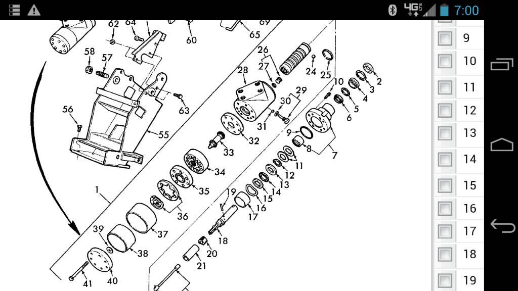 U0026 39 72 Ford 5000 Hydraulic Steering Valve