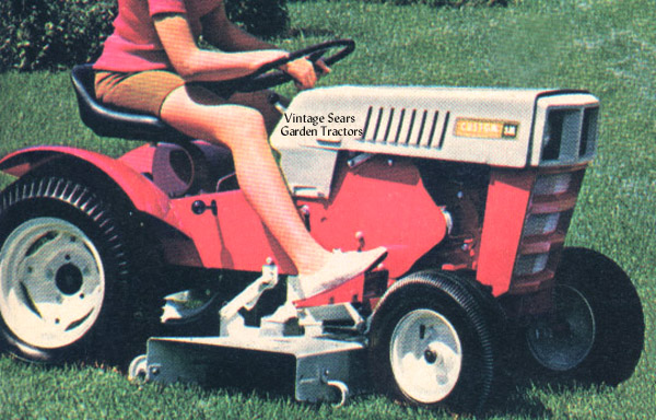 click image for larger version name 1971custom8ejpg views 1362 size 1005 - Sears Garden Tractors
