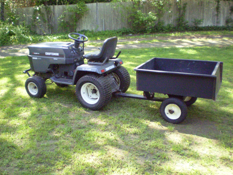 95 GT6000 mower deck swap question  - MyTractorForum com - The