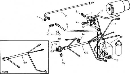 '67 John Deere 110 Starter-Generator - MyTractorForum.com ...