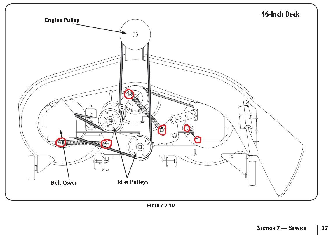huskee supreme garden tractor manual