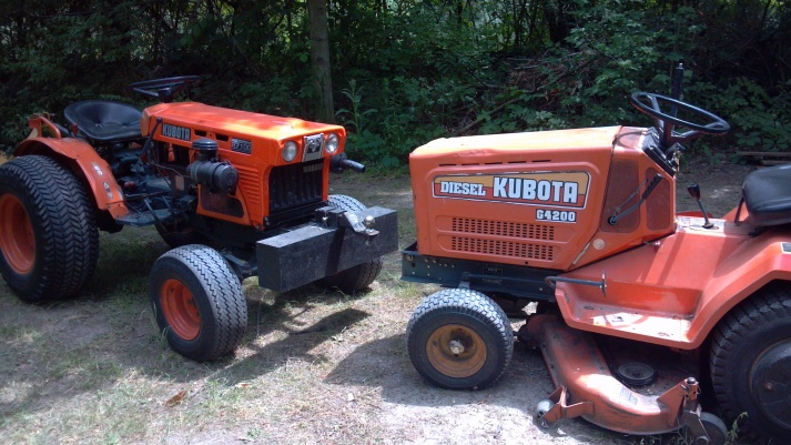 Kubota G5200 for $300! - MyTractorForum com - The