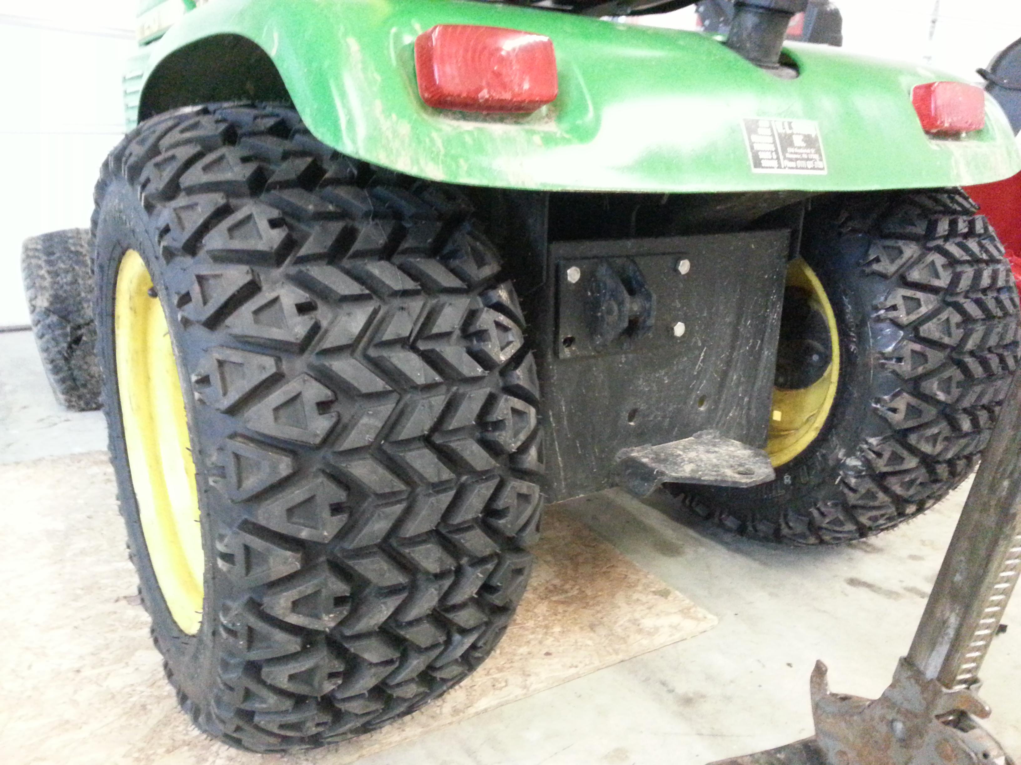 time   rear tires    mytractorforumcom  friendliest tractor forum