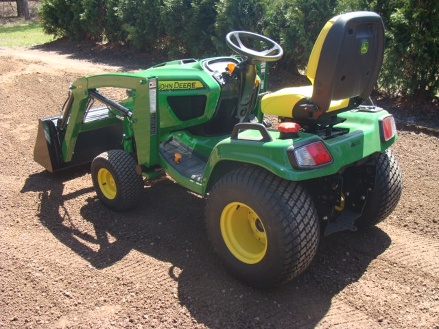 What i dont like about my John Deere X730 - MyTractorForum