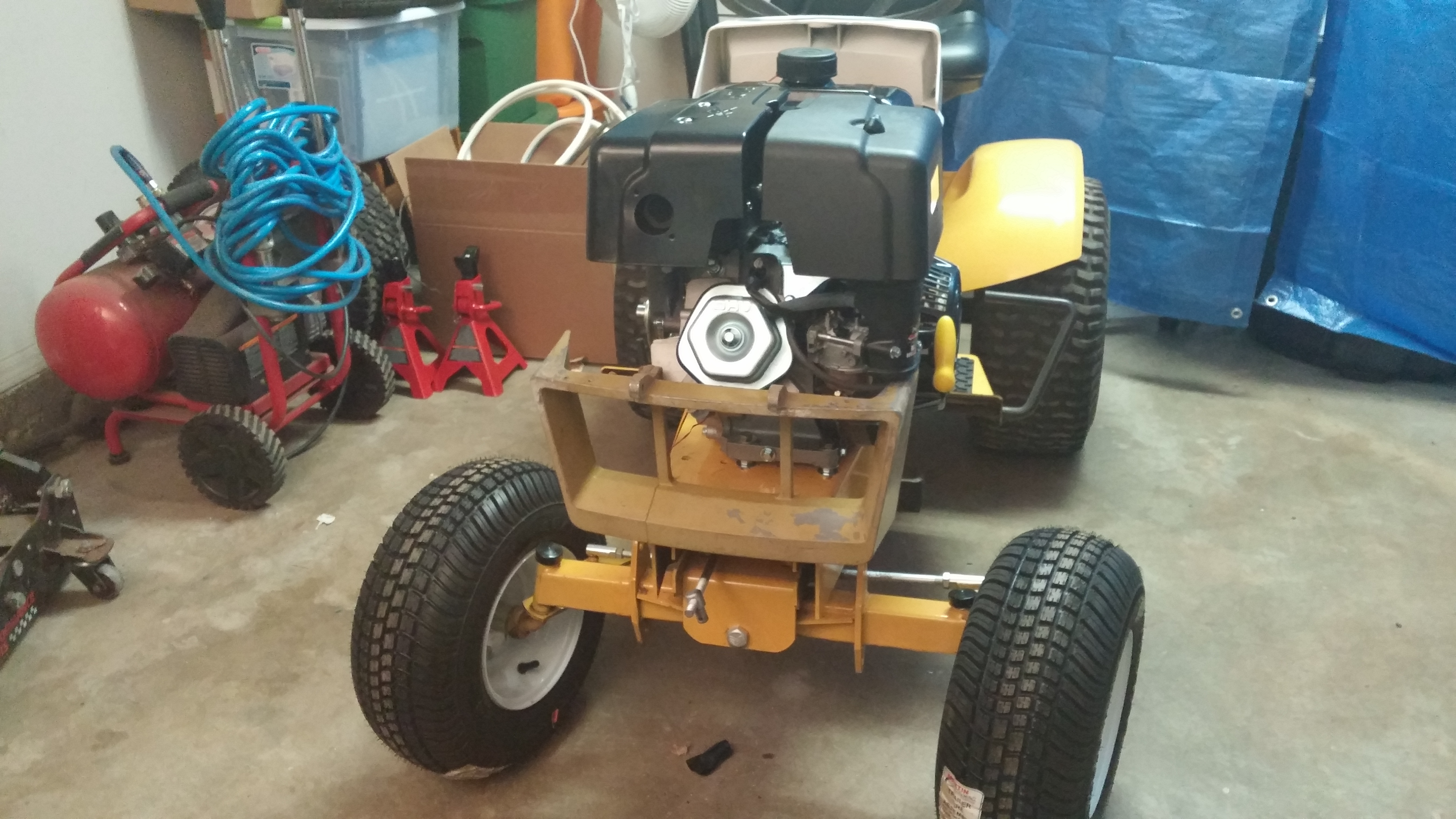 our 1st wheelhorse mud mower - Page 2 Attachment