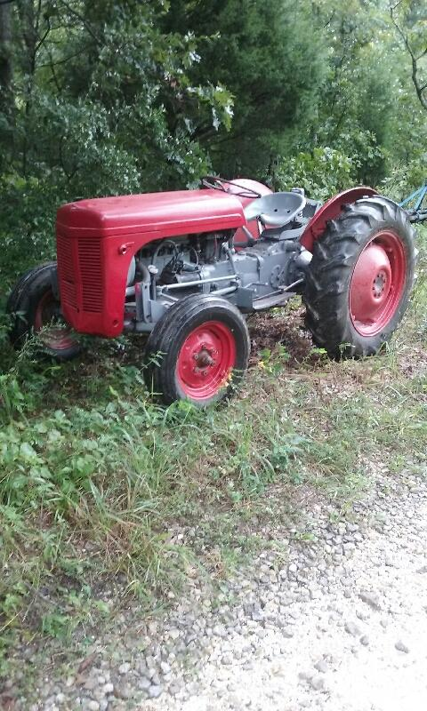 Ferguson to35 - MyTractorForum com - The Friendliest Tractor Forum