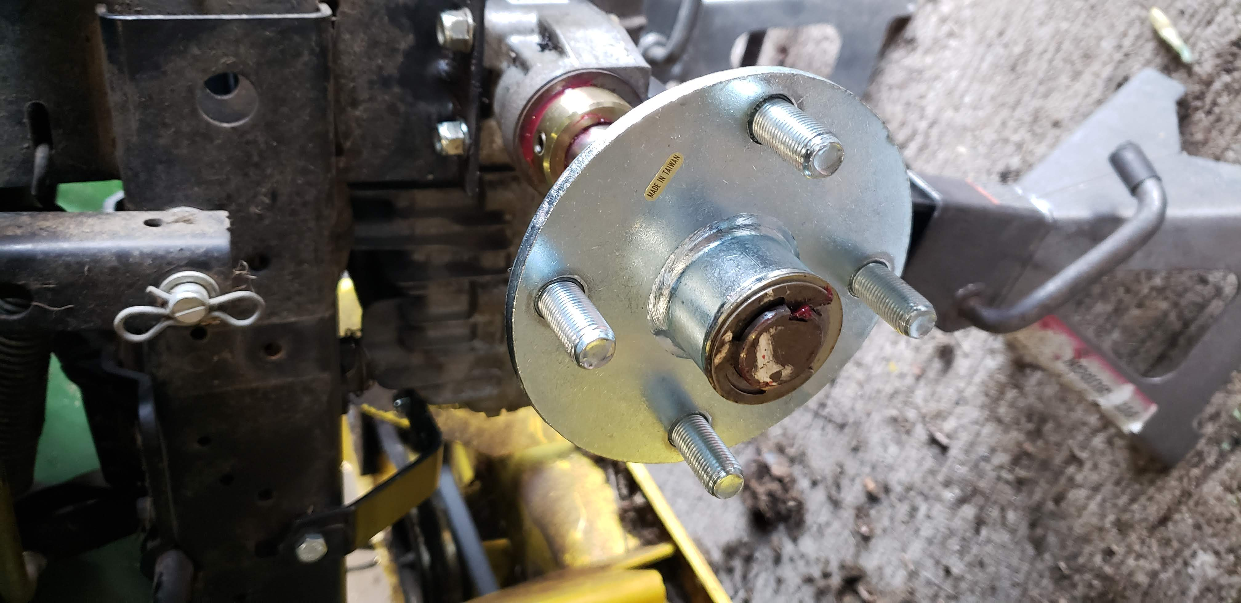 Replace K46 with K66 in D170 - MyTractorForum com - The Friendliest