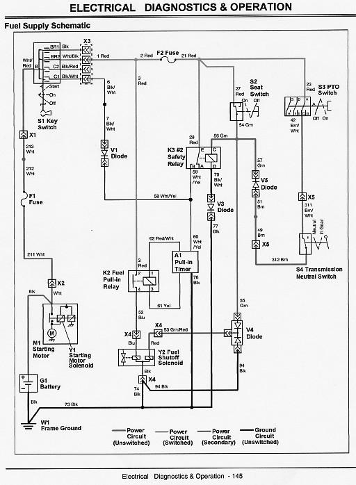 john deere 1445 wiring schematic wiring diagram john deere 317 wiring schematic diagrams