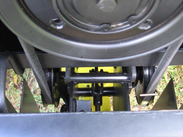 Watch further John Deere 48 Mower Deck Parts Diagram as well 311222662682 additionally John Deere Lt155 Parts Diagram also 2923 John Deere L G Belt Routing Guide. on john deere 54 mower deck belt