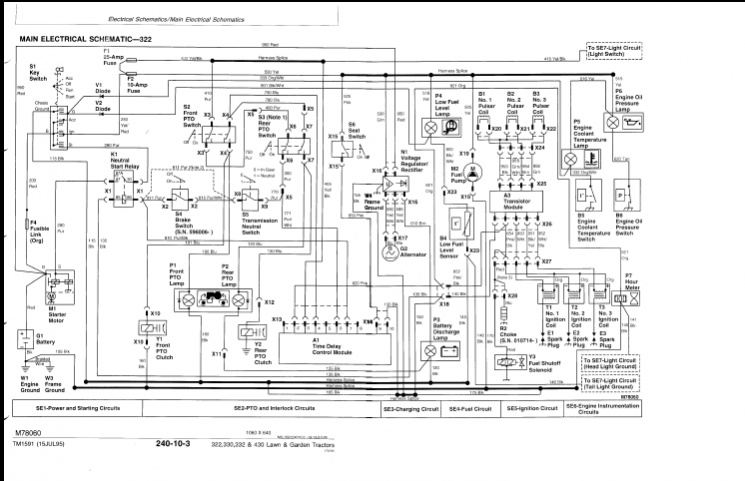john deere 322 START ISSUEShydro issues stuck HELP PLEASE – John Deere 322 Wiring-diagram