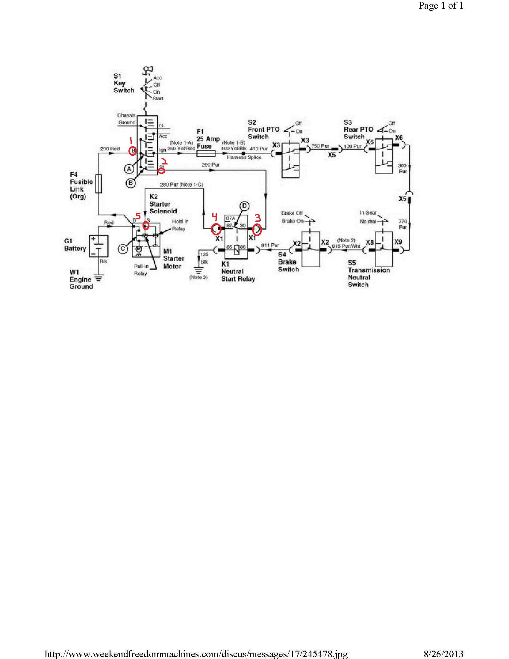 332 wiring,help!!!   My Tractor ForumMy Tractor Forum