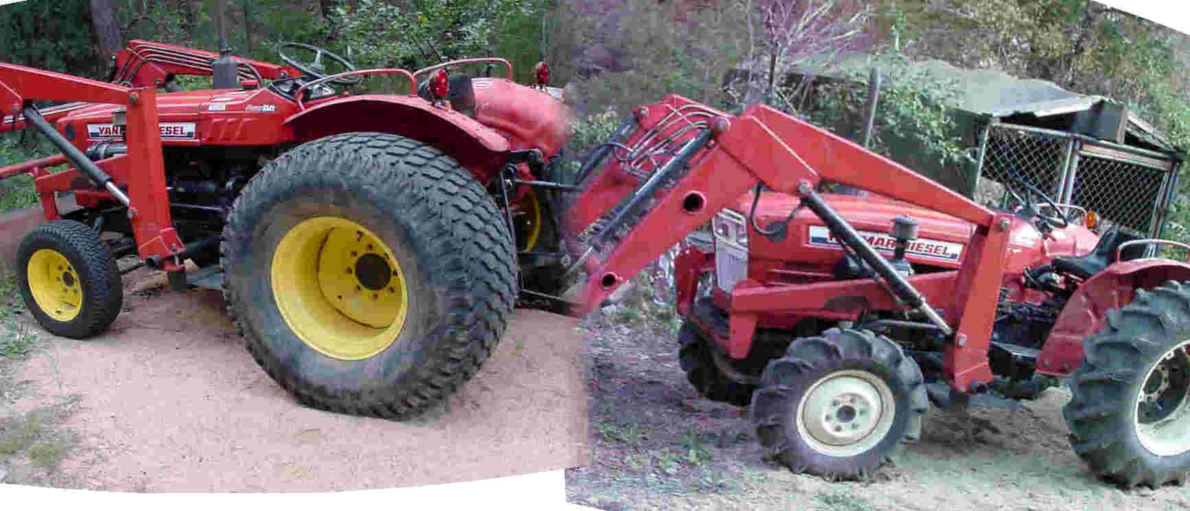 Domestic & Gray Model Yanmar List - MyTractorForum com - The