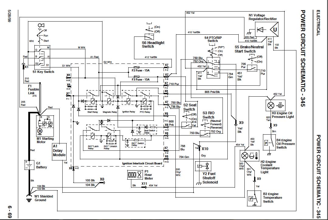 John Deere 4430 Flasher Wiring Diagram. . Wiring Diagram on