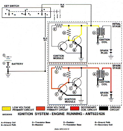 265 not starting - Page 2 - MyTractorForum.com - The ... Fc V Wiring Diagram on