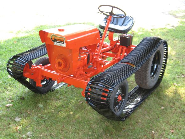 Power King with trax? - MyTractorForum.com - The ...