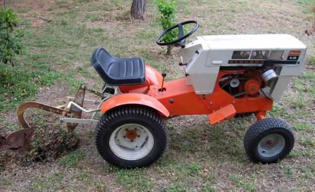 Sears Garden Tractor 3 Point Hitch - Garden Inspiration