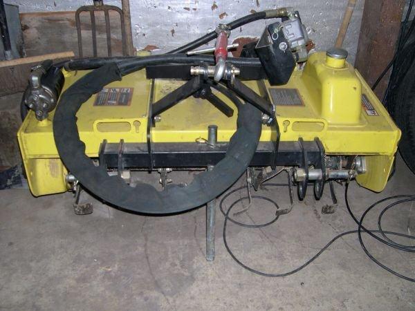 Click Image For Larger Version Name 42 Deere Tiller 3 Point Hitch Mount Jpg