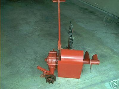 The Crowley Trencher Attachment - MyTractorForum com - The