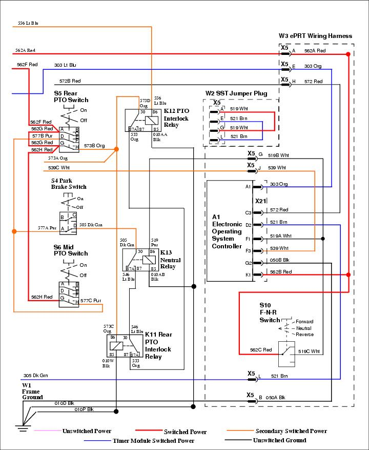 john deere 4310 fuse panel diagram john diy wiring diagrams john deere fuse panel diagram description click image for larger version 4310 schematic jpg views 1106 size