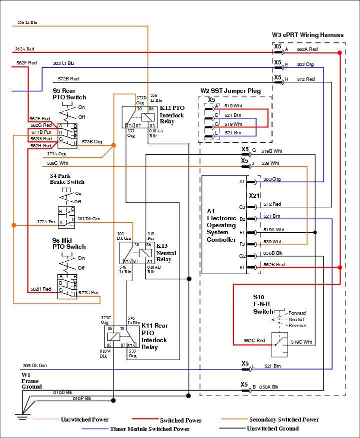 john deere wiring diagram on john deere 850 wiring diagram, john deere  tractor wiring diagrams