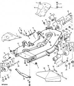 John Deere 425 Parts Diagram John Deere 47 Snowblower