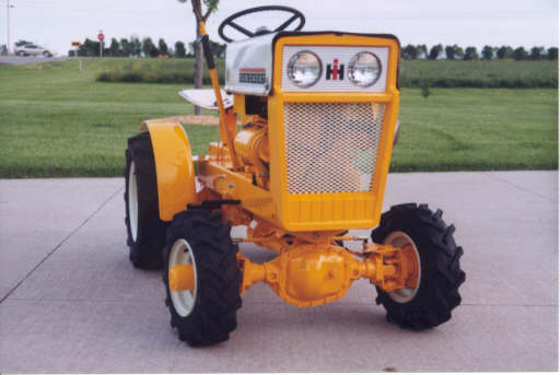 Homemade Cub Cadet 4X4 MyTractorForumcom The Friendliest