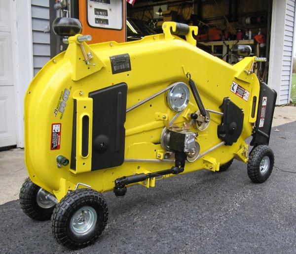 John Deere 48 Quot Mower Deck Dollie Wheels Page 4