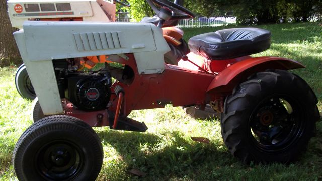 Restore it? Why not! 1968 Sears Custom 7 - MyTractorForum com - The